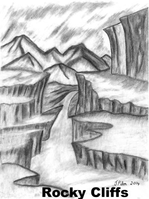 nature easy drawing scenery sketch pencil sketches scenes drawings simple draw natural scene painting getdrawings creative paintingvalley discover
