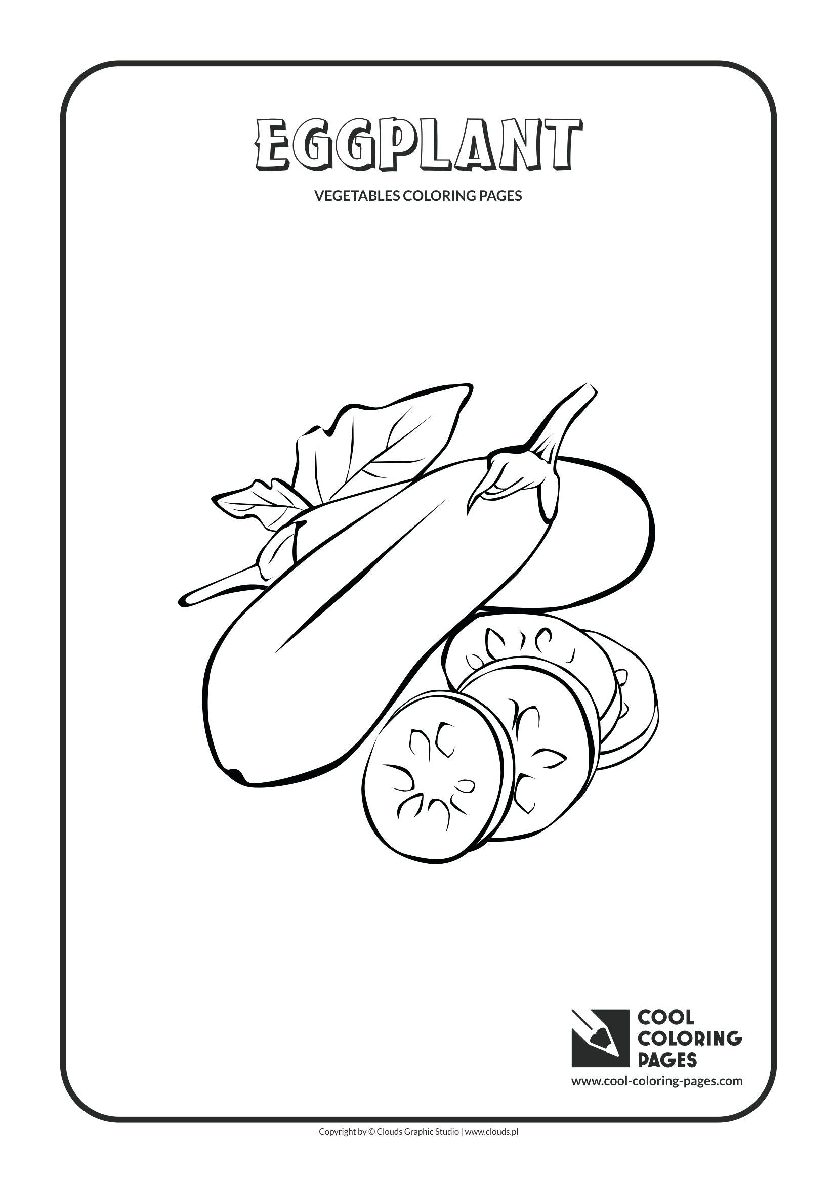 Eggplant Drawing At Getdrawings