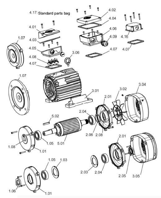Magnetic Ke Wiring Diagram
