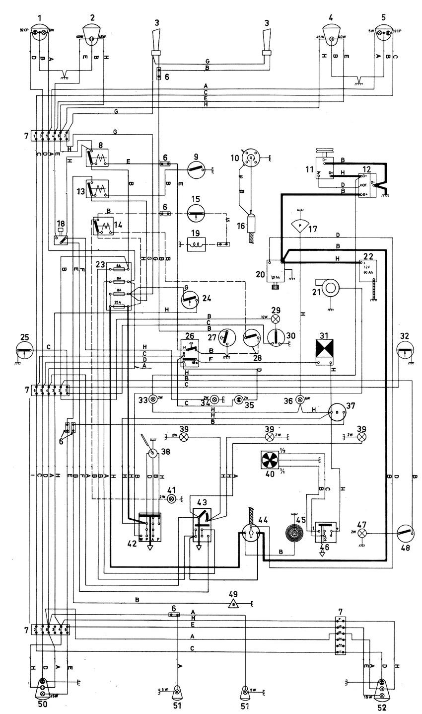 850x1437 electrical schematic legend wiring diagram ponents