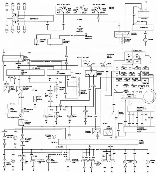 small resolution of 970x1074 hvac drawing general electric refrigerator wiring diagrams