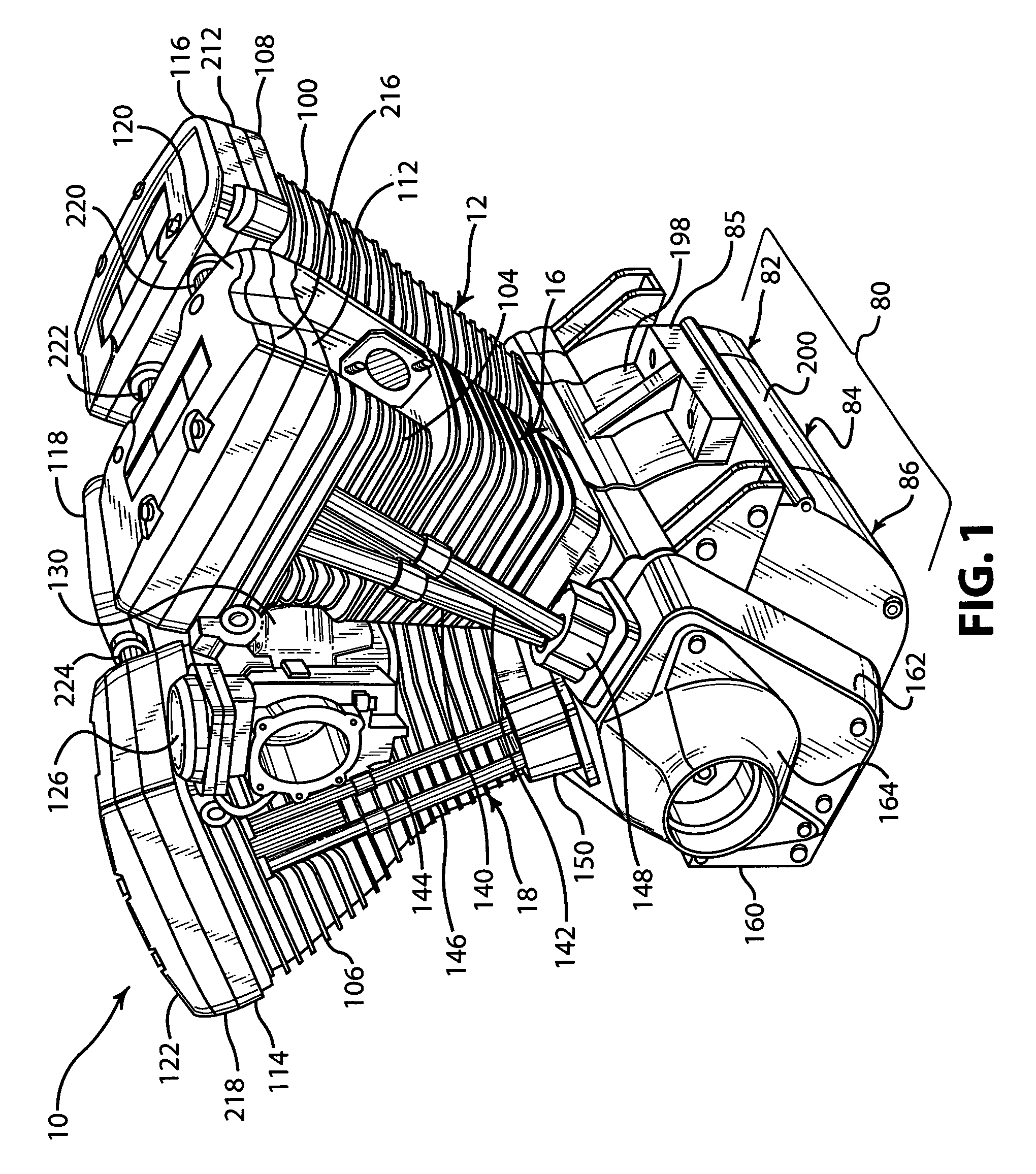 Engine Drawing At Getdrawings