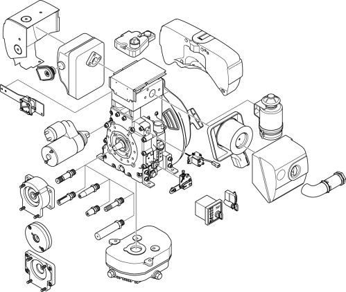 small resolution of engine parts drawing