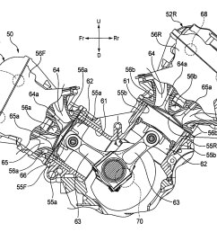 2743x2010 honda v4 superbike engine outed in patent photos [ 2743 x 2010 Pixel ]