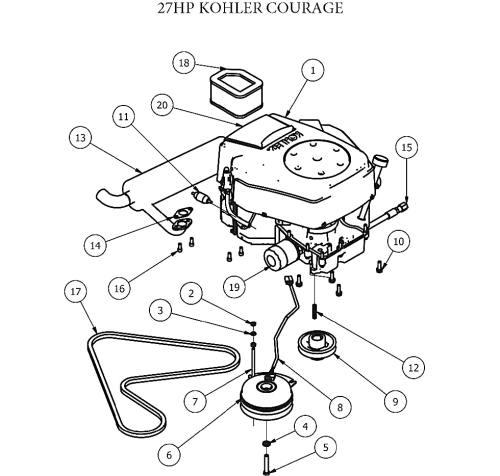 small resolution of 980x934 kohler engine parts diagram divine shape elektronik us