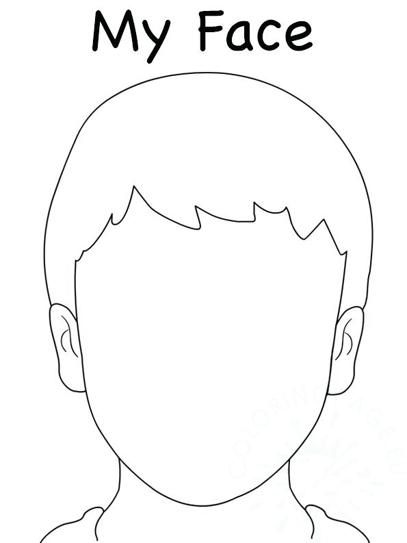 Face Drawing Templates at GetDrawings Free download