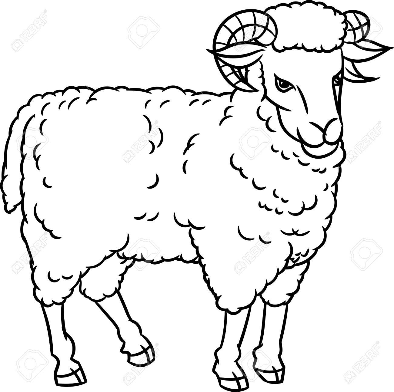 Farm Animals Drawing At Getdrawings