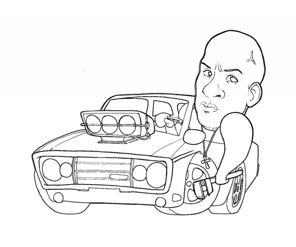 Fast Car Drawing At Getdrawings