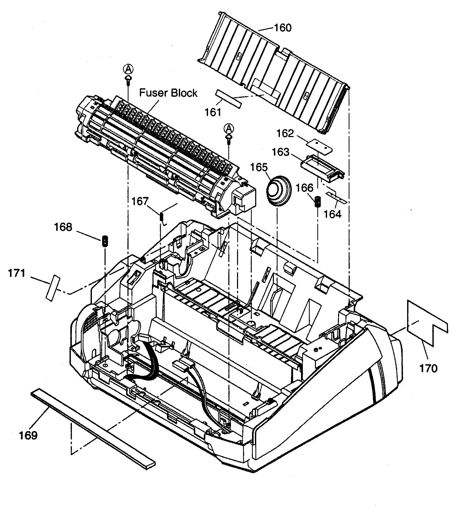 Fax Machine Drawing At Getdrawings