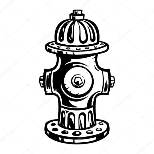 small resolution of 1024x1024 fire hydrant vector icon stock vector briangoff