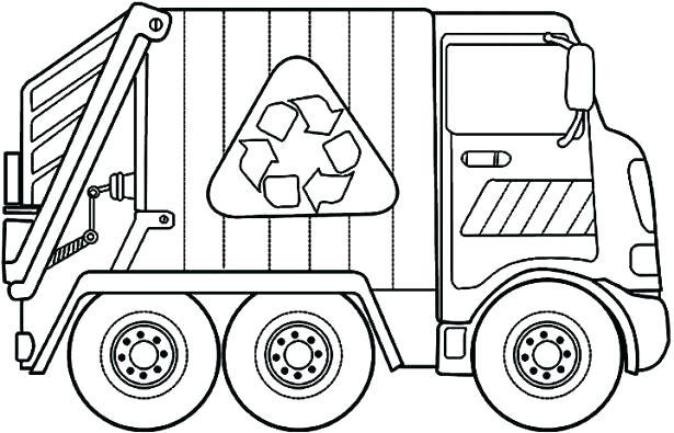 Flatbed Pickup Ledningsdiagram