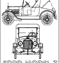 800x1050 model t ford modern history coloring book ford [ 800 x 1050 Pixel ]