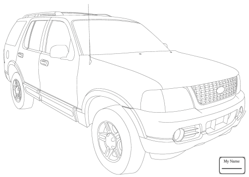 small resolution of 1530x1089 coloring pages for kids ford 1919 ford model t transport