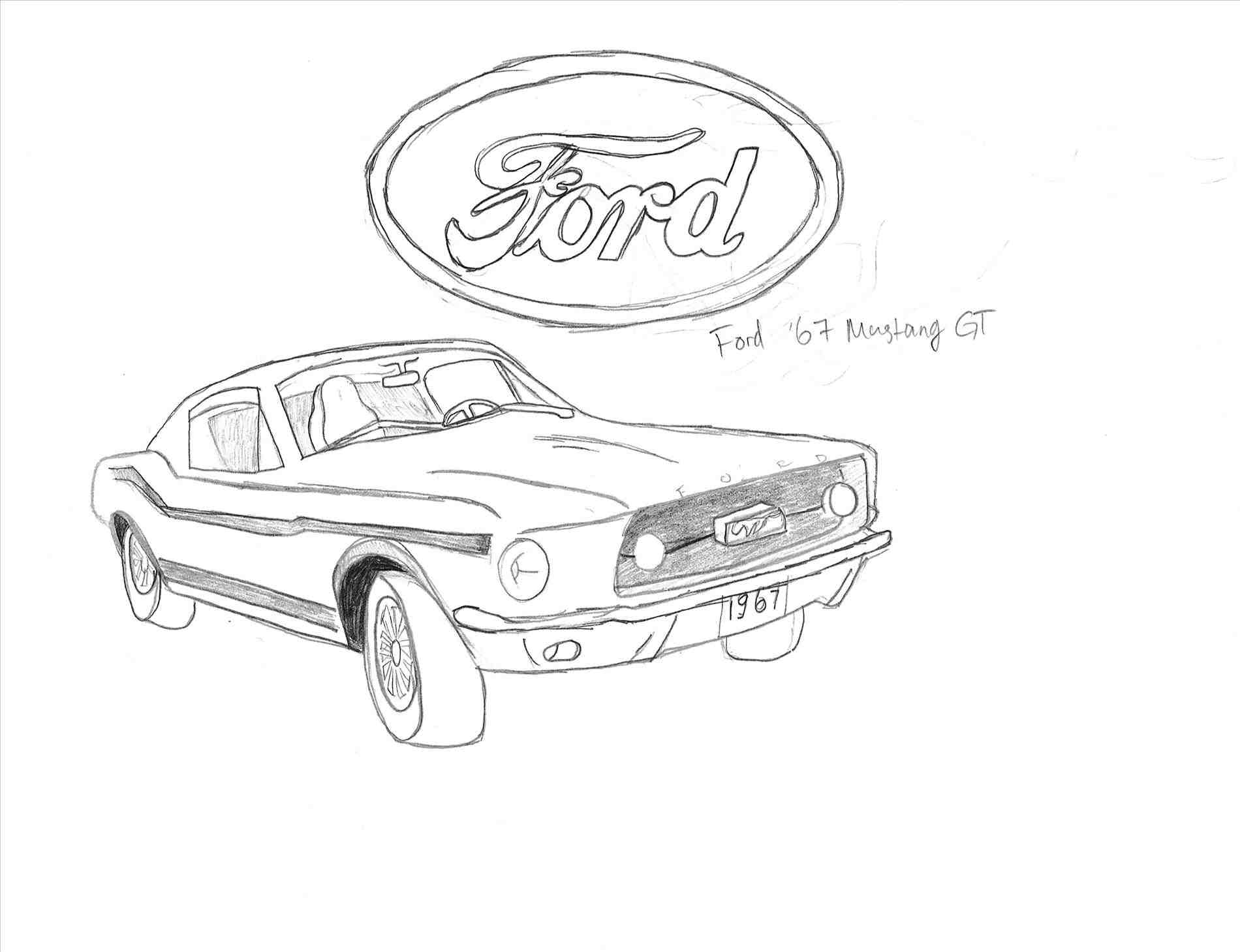 94 Ford Mustang