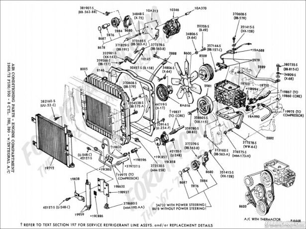 83 F100 Wiring Diagram Help Ford Truck Comprandofacil Co