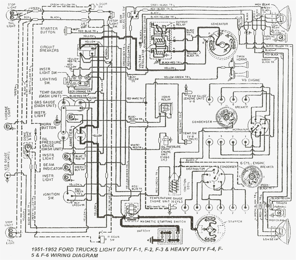 medium resolution of 990x872 best wiring diagram for ford ford truck technical drawings