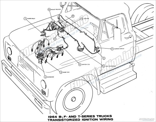 small resolution of 2672x2096 1964 ford truck wiring diagrams
