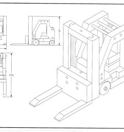 1500x1159 forklift toy plan from allnaturaltoyplans on etsy studio [ 1500 x 1159 Pixel ]