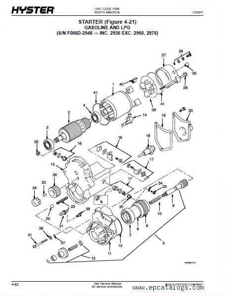 hyster 45 forklift wiring diagram