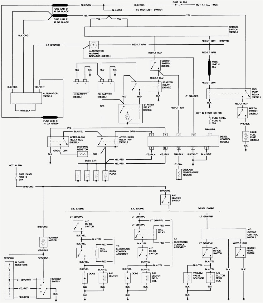 hight resolution of 843x970 free auto wiring diagram downloads