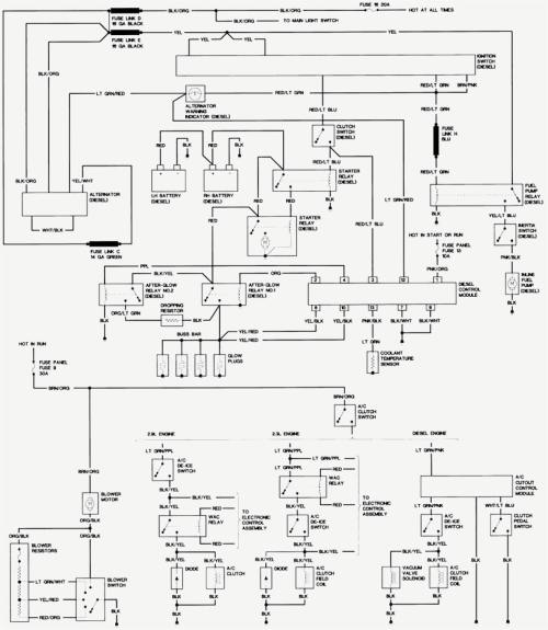 small resolution of 843x970 free auto wiring diagram downloads