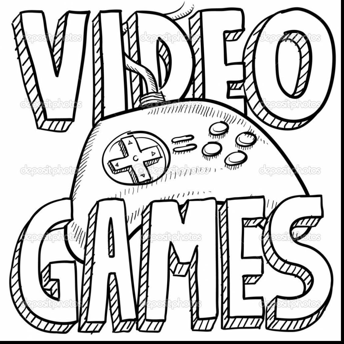Free Games Drawing At Getdrawings