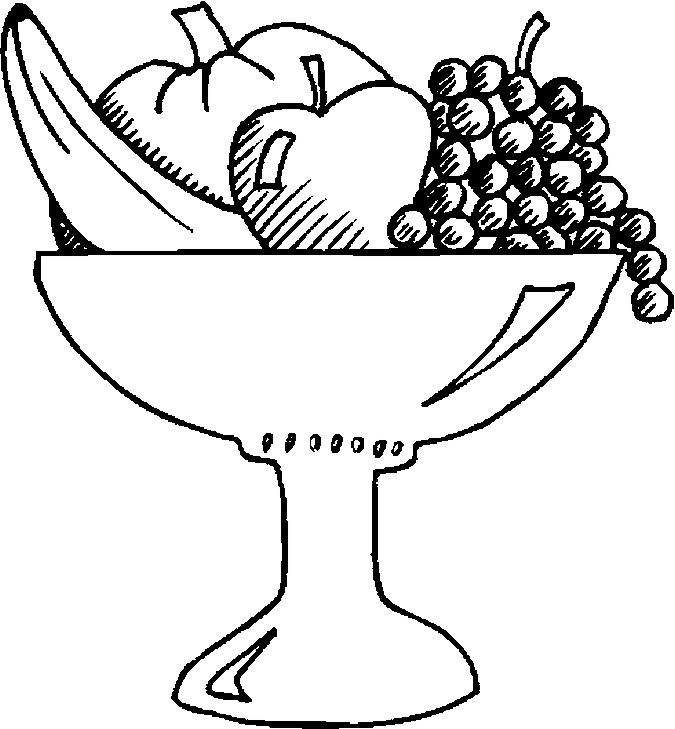 Fruit Salad Drawing At Getdrawings Com