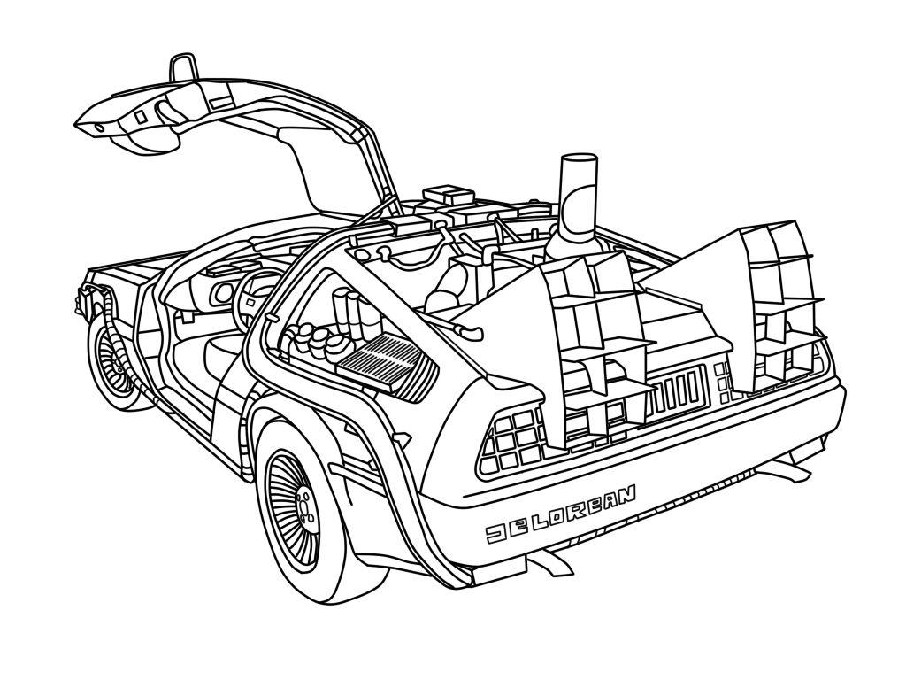 Future Car Drawing At Getdrawings