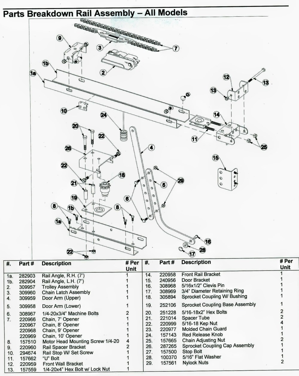 medium resolution of 2181x2745 craftsman garage door opener sensor wiring diagram copy garage
