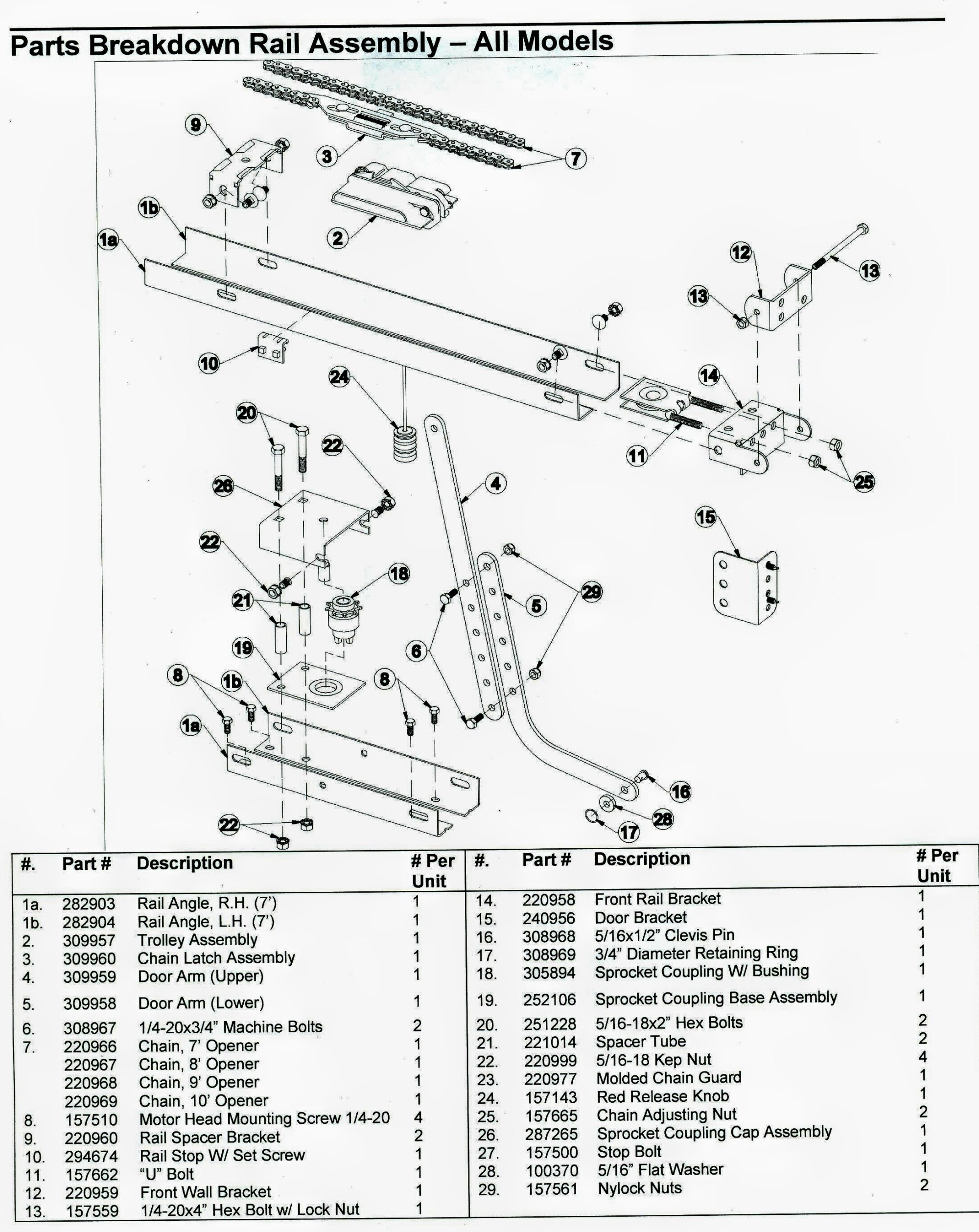 hight resolution of 2181x2745 craftsman garage door opener sensor wiring diagram copy garage