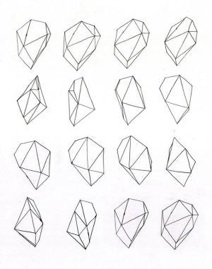 getdrawings geometrical shapes drawing