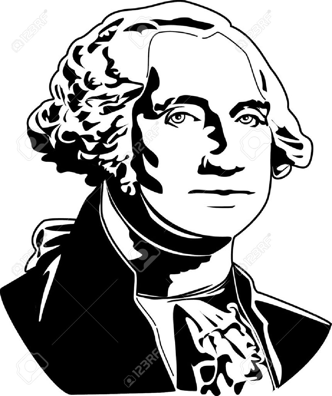 George Washington Drawing At Getdrawings