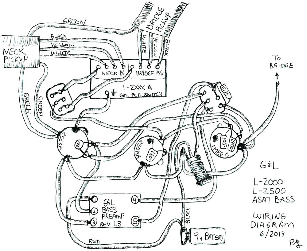 medium resolution of 2729x2232 3 pickup les paul wiring diagram electrical fender full size