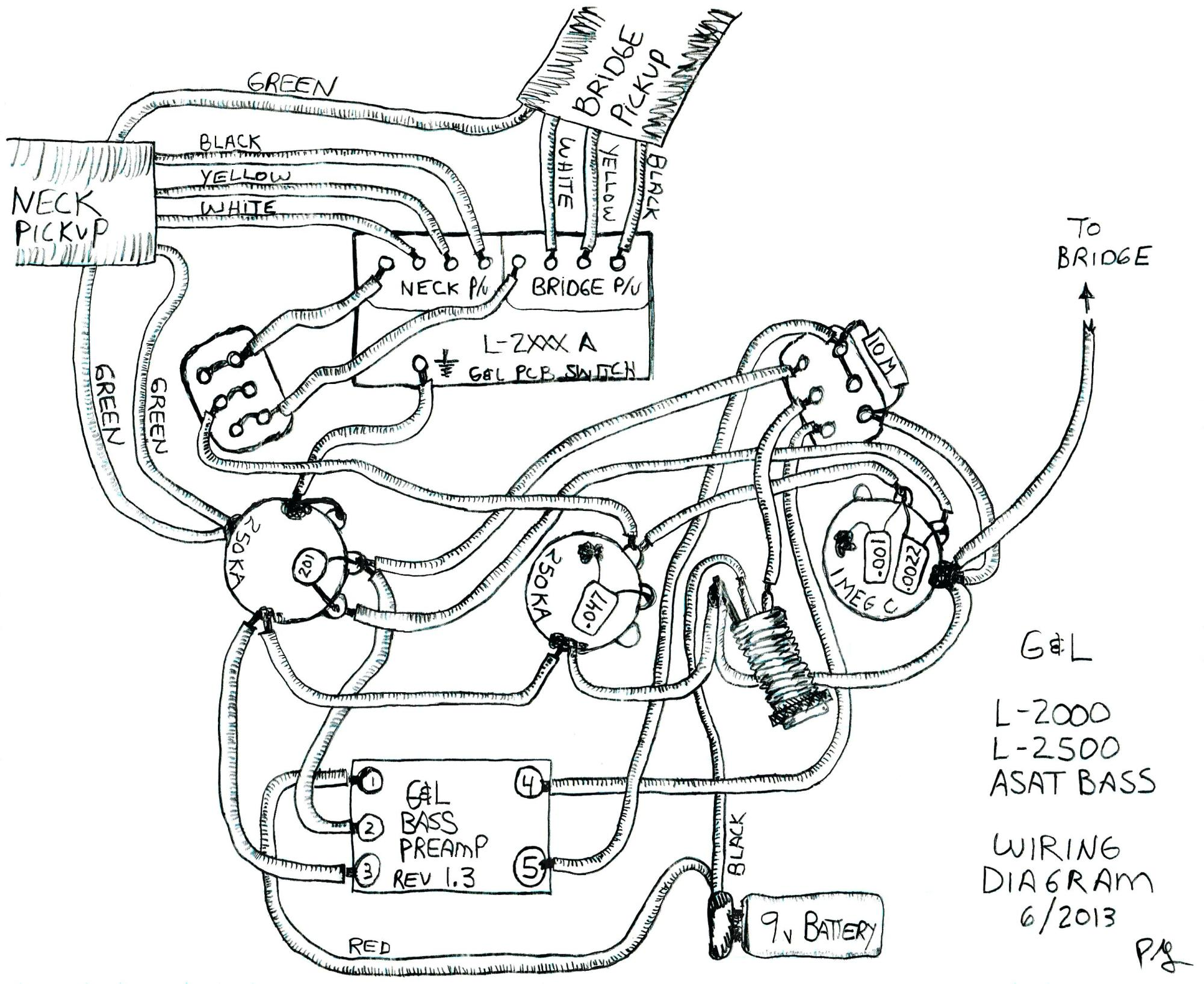 hight resolution of 2729x2232 3 pickup les paul wiring diagram electrical fender full size