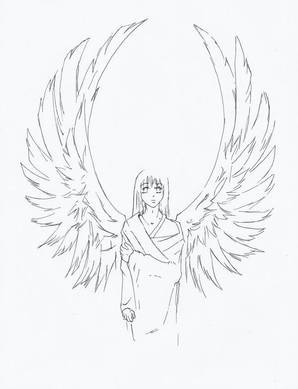 Manga Girl Drawing At Getdrawings Com