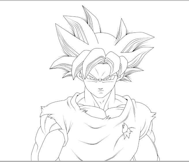 Mastered Ui Kostas Vs Mastered Ui Goku