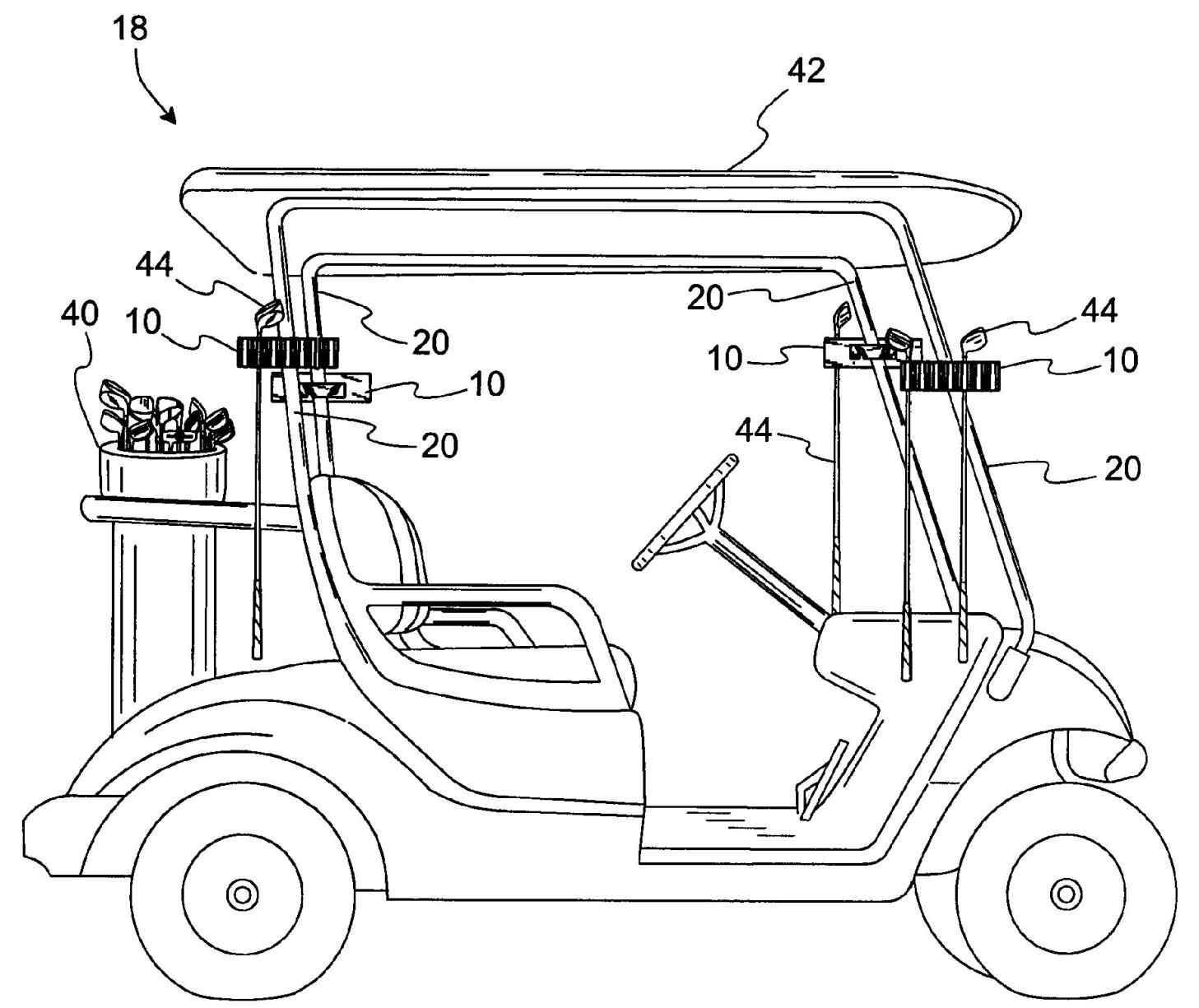 Golf Cart Drawing At Getdrawings