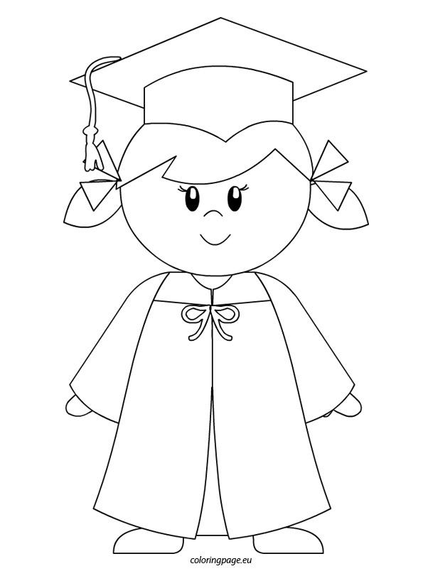 Kindergarten Grad Hats. keeping focused kindergarten