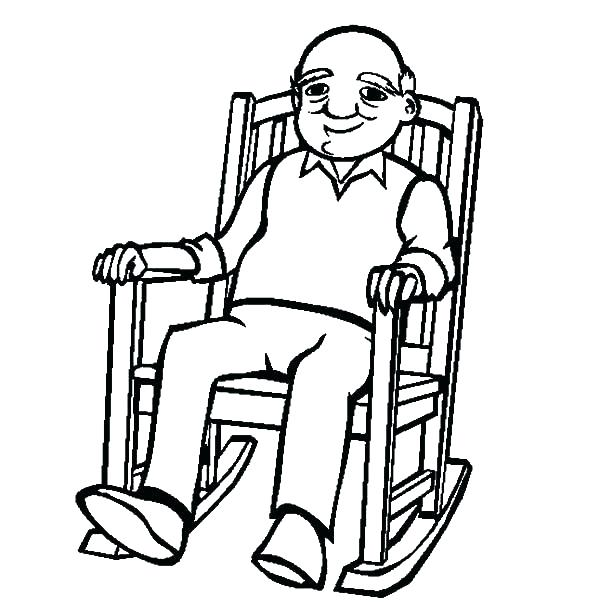 grandfather drawing at getdrawings  free download