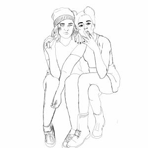 grunge drawing getdrawings