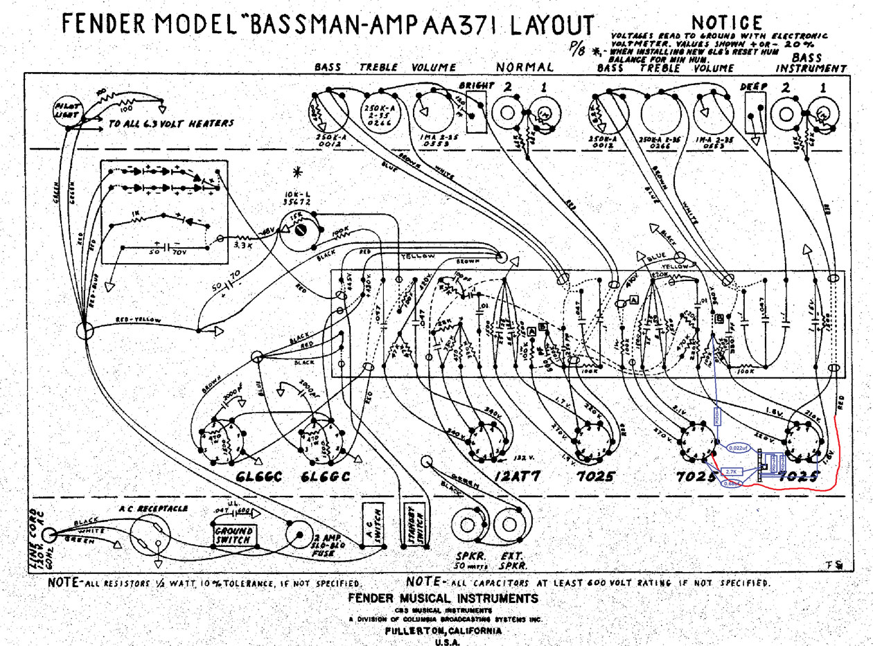 52 Telecaster Wiring Diagram Free Download Schematic