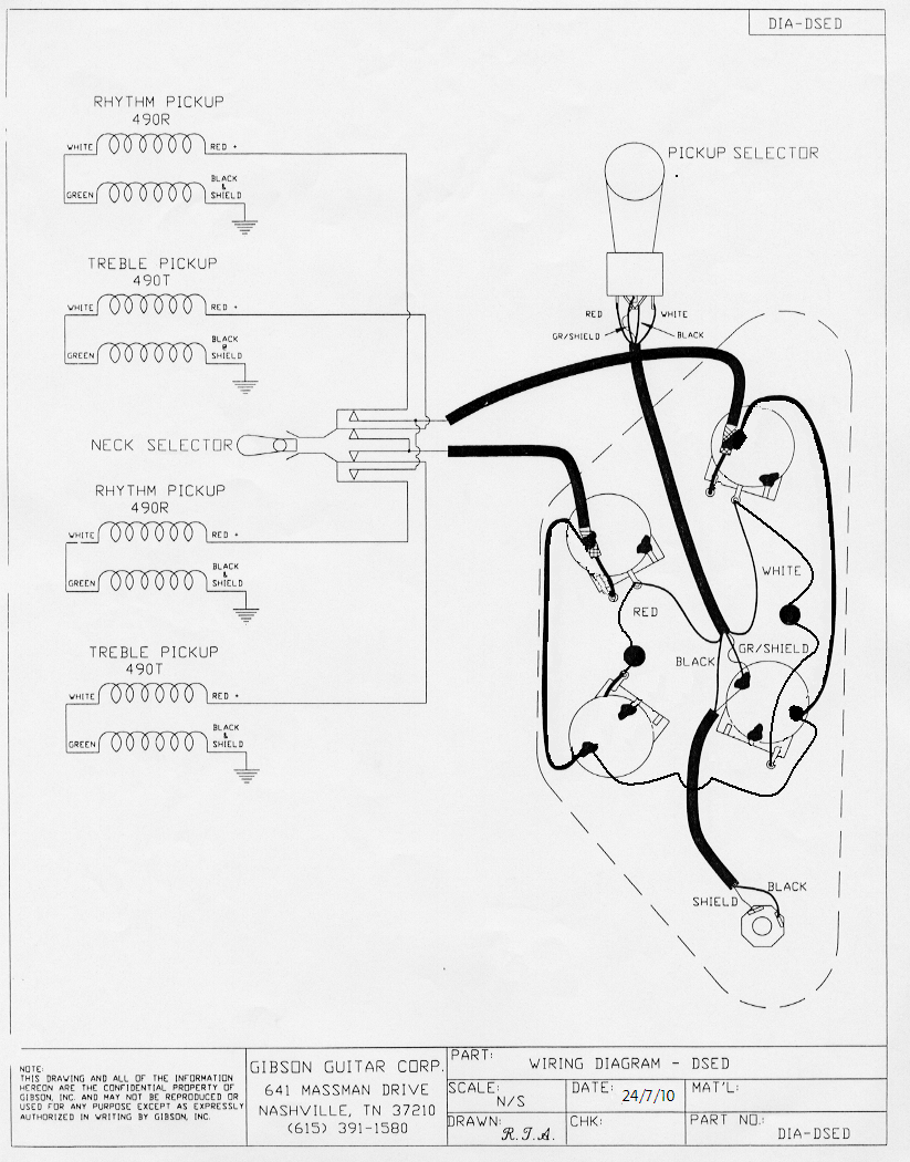 gibson guitar wiring diagrams renault clio airbag diagram neck drawing at getdrawings com free for personal use 823x1050 eds 1275 copy has whacky