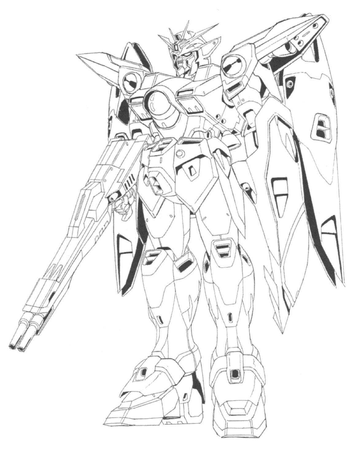 Gundam Drawing At Getdrawings