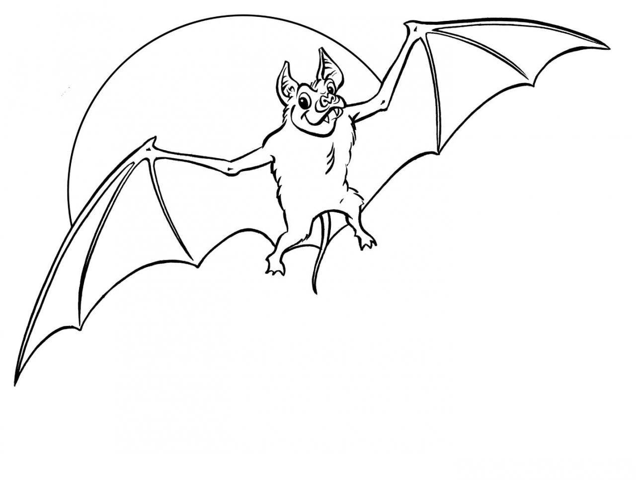 Halloween Bats Drawing At Getdrawings