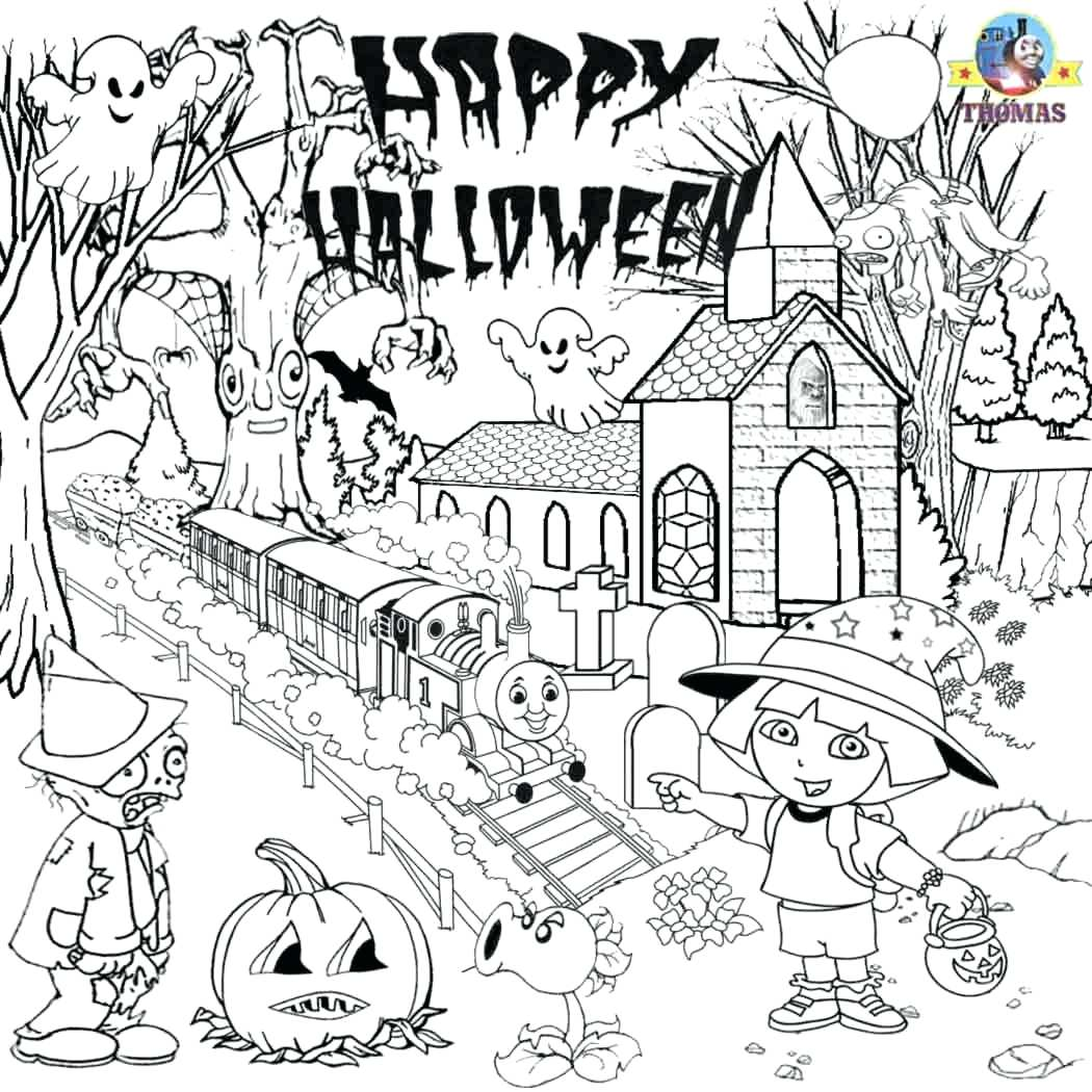 Halloween Drawing Activities At Getdrawings