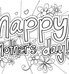 1500x1166 png mothers day clipart images black and white free download [ 1500 x 1166 Pixel ]