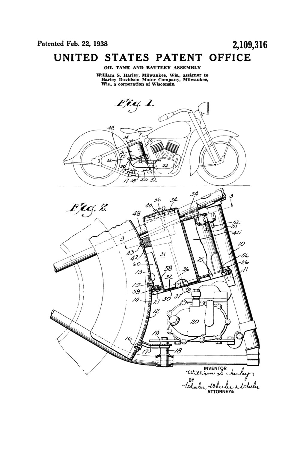 The best free Harley davidson drawing images. Download