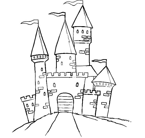 House Outline Drawing At Getdrawings Com