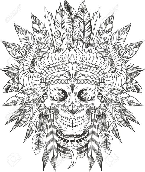 small resolution of 1094x1300 headdress clipart cherokee indian