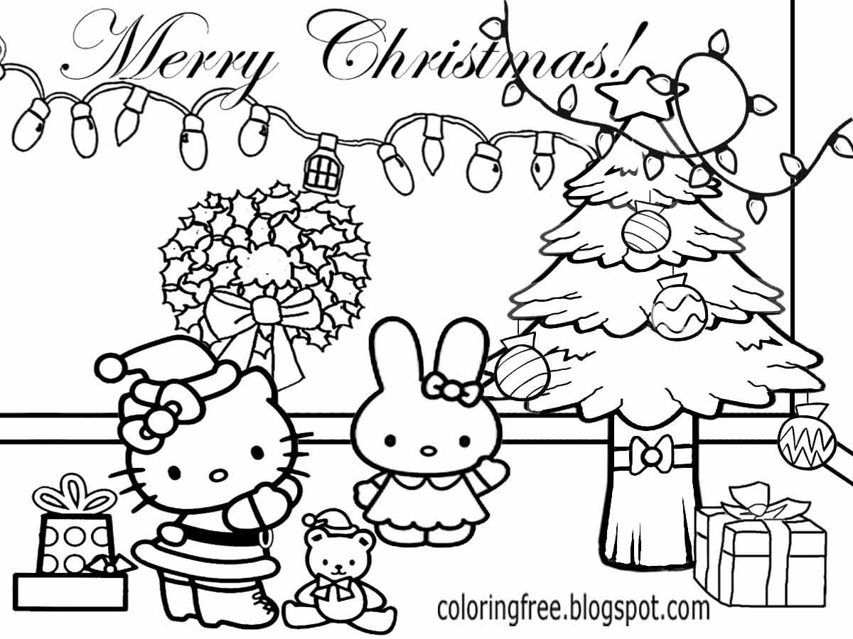 Hello Kitty Drawing At Getdrawings